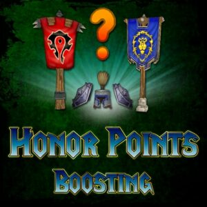 TBC Honor Points Boost